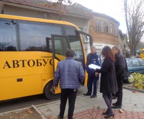 Транспортната техника на Община Болярово е изправна за зимни условия