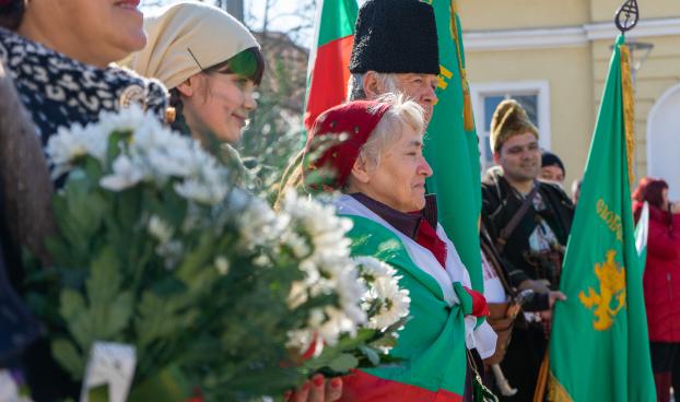 Трети март в Ямбол (снимки)