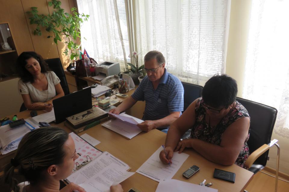 На 3 септември се състоя първото заседание на комисия, назначена със заповед от кмета...