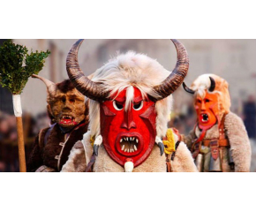 В центъра на село Кабиле ще се проведе изложба на кукерски маски