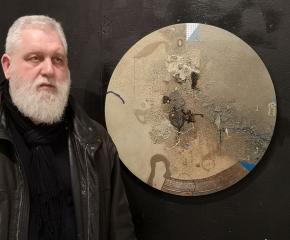 Цветан Казанджиев със самостоятелна изложба в Градската художествена галерия във Варна