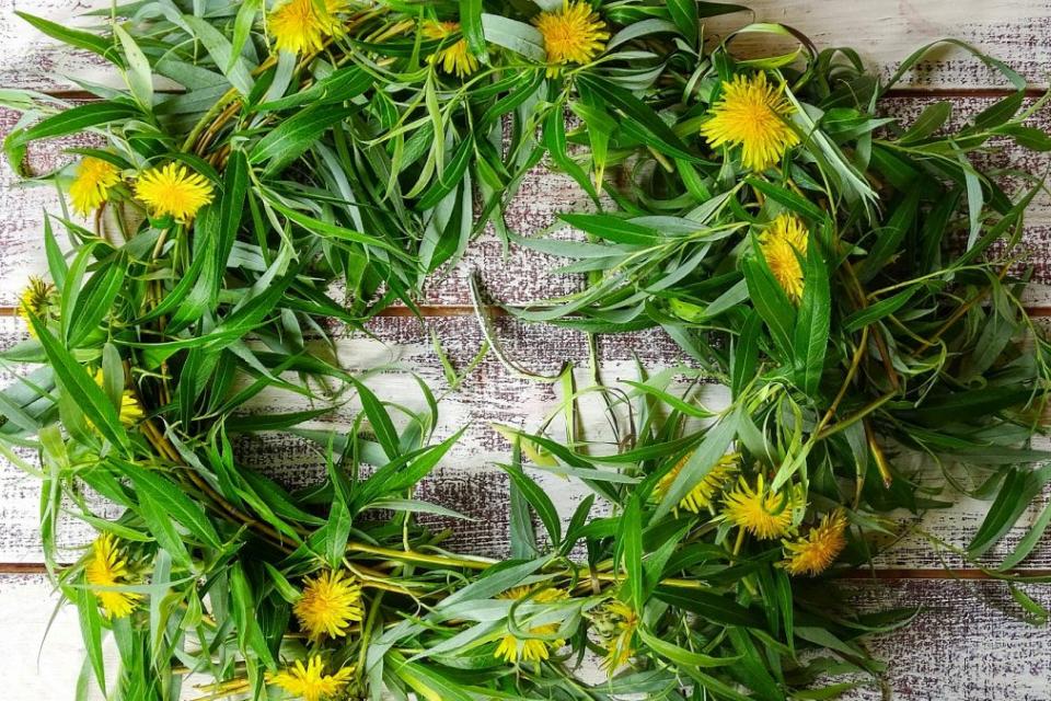"""Празнуваме """"Вход Господен в Йерусалим - Цветница"""". На този ден по време на тържествената утреня в църковните храмове се благославят върбови клонки и се..."""