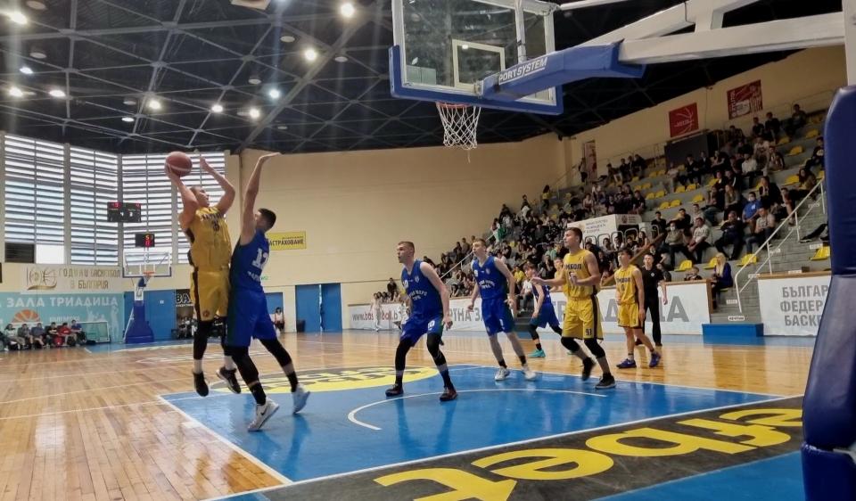 БУБА Баскетболси върна трона при юношите U19, след като свали от върхаТунджаЯмбол. БУБА спечели големия финал на Държавното първенство с85:57. Столичният...