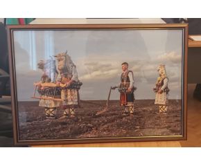 Тунджански кукери намериха място в списание на National Geographic