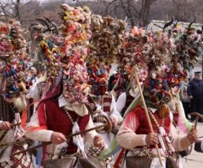 Тунджанските кукери с отличие от Националния кукерски фестивал в Калипетрово