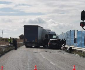 Турският шофьор, предизвикал катастрофата край Елхово, остава за постоянно в ареста