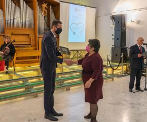 Тържествено бяха връчени наградите за медицина в Ямбол