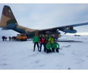 Участниците в 29-та Национална антарктическа експедиция се завръщат утре