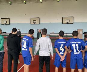 Ученическите спортни игри в Ямбол започнаха с футболни мачове