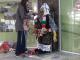 """Ученици подариха артинсталация """"Кукер"""" на Община Ямбол (видео)"""