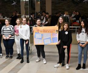 """Ученици от сливенски училища организираха традиционния младежки бал """"Моето здраве – моята отговорност"""""""