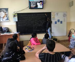Училище в Стара Загора отбеляза Европейската седмица на програмирането