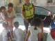 Урок по пътна безопастност се проведе в детска градина в Сливен