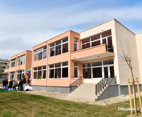 Успешно приключва проектът, по който бяха ремонтирани 4 детски градини в Сливен