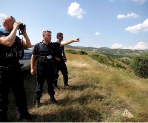 Увеличават се опитите за нелегално преминаване на българо-гръцката граница