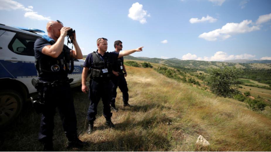 Увеличение на опитите за влизане на мигранти от Гърция у нас отчита МВР. Вътрешният...