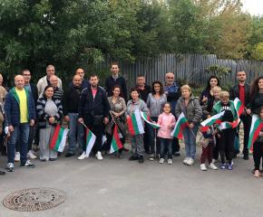 Валентин Ревански и екипът му представят на открити срещи програмата си за промяна и развитие на Ямбол