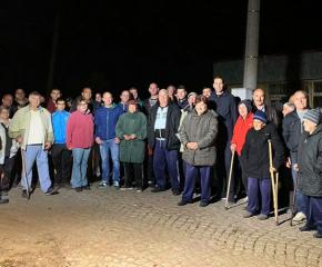 """Валентин Ревански и екипът му проведоха поредената си среща на открито, по покана на жителите на квартал """"КОС"""""""