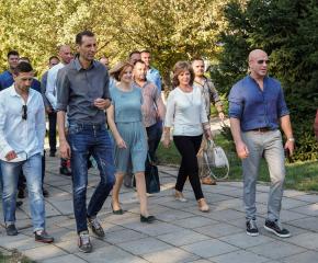 Валентин Ревански: Моята сила е в срещите, в разговорите и в действията! (ВИДЕО)