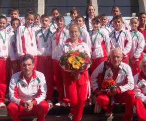 Вилиян Христов продължава на полуфинал в Европейското по скокове на батут в Сочи