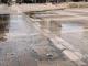 Водна авария пред Община Ямбол