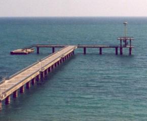 """Водолази от """"Приятели на морето"""" почистват морското дъно край бургаския мост"""