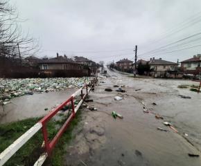 Все още има селища в бедствено положение след пороите
