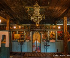 Всички храмове в Болярово са ремонтирани