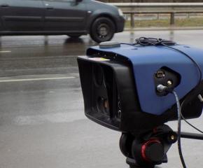 Всички средства за контрол на скоростта в област Сливен са в експлоатация
