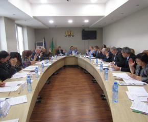 Второ заседание на ОбС – Стралджа