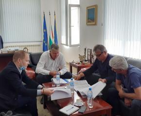 """Въпросите на ВиК сектора бяха обсъдени в общините Стралджа и """"Тунджа"""""""