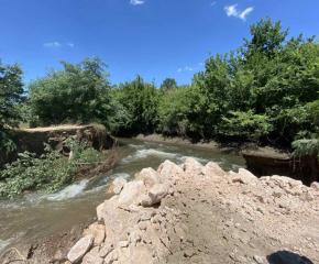 Възможно е обявяването на частично бедствено положение в пазарджишко село