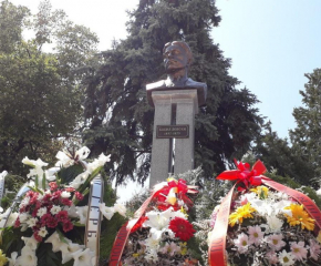 Възпоменателна церемония по повод 147 години от гибелта на Васил Левски