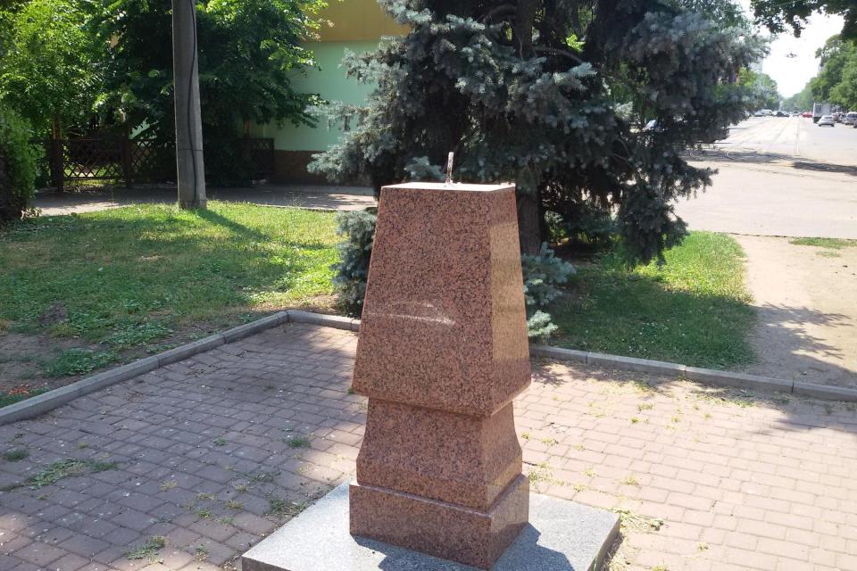 """Откраднаха паметник на Ботев в Одеса, но само за дни обществената организация """"Конгрес на българите в Украйна"""" успя да го възстанови. Инцидентът с кражбата..."""
