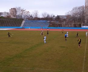 """Ямбол-1915 записа нова победа в първенството, този път срещу """"Борислав"""" - Първомай"""