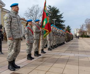 Ямбол чества  Националния празник на Република България (видео)