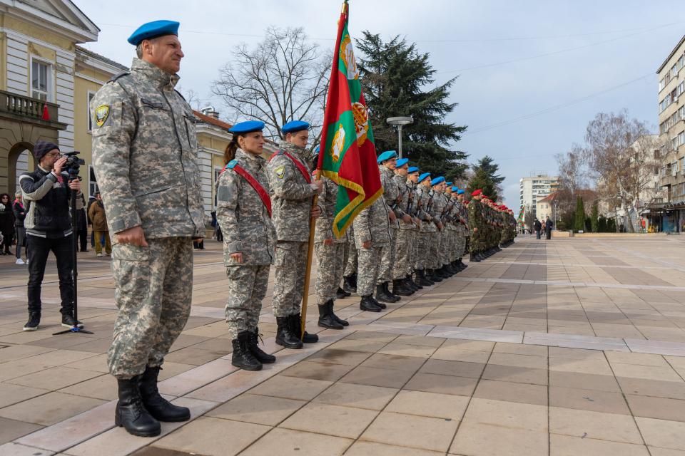Националният празник на Република България – 3 март, беше отбелязан с тържествена церемония, организирана от Община Ямбол. На празника присъстваха представители...