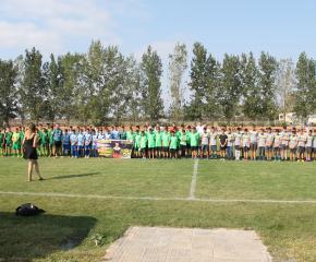Ямбол: Детски футболен турнир в памет на Валентин Иванов