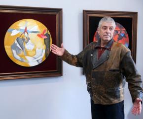 В Ямбол откриват изложба на Владимир Пенев