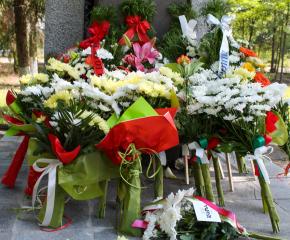 Ямбол почете Ботев и загиналите за свободата на Отечеството (снимки+видео)