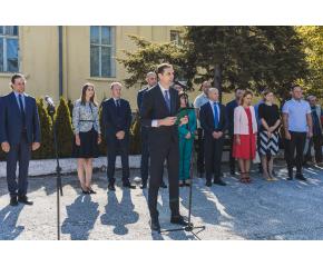 Ямбол почете Деня на Независимостта (СНИМКИ+ВИДЕО)