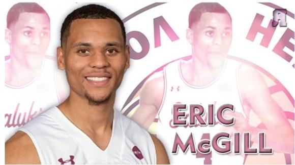 Баскетболният отбор на Ямбол привлече американския плеймейкър Ерик МакГил, съобщава sportal.bg. Гардът е на 23 години. Роден е в Мемфис, Тенеси. Висок...