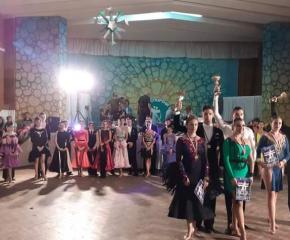 """В Ямбол се проведе Националният турнир по спортни танци """"Диана Къп"""" - 2020"""