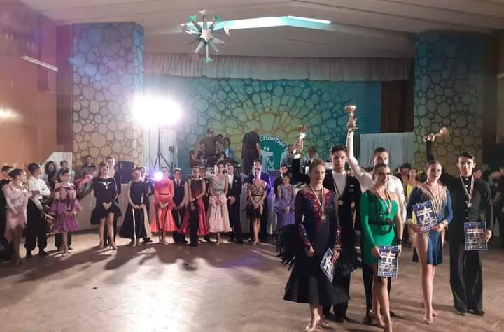 """На 26 септември, събота, в Градския парк на Ямбол и в Младежки културен център """"Георги Братанов"""" се проведе Националният турнир по спортни танци """"Диана..."""