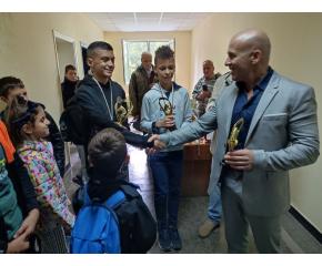 """В Ямбол се проведе турнир по шахмат """"1340 години българска държава"""""""