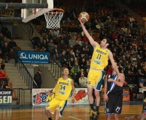 Ямбол взе драматичен успех срещу Черноморец със 73:70