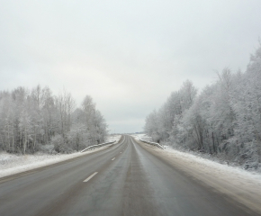 В Ямболска област започна изграждането на защитни огради срещу снегонавявания
