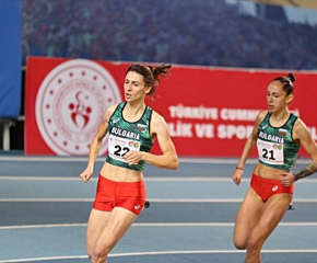 Ямболската лекоатлетка Полина Тодорова с успешно представяне на Балкански шампионат