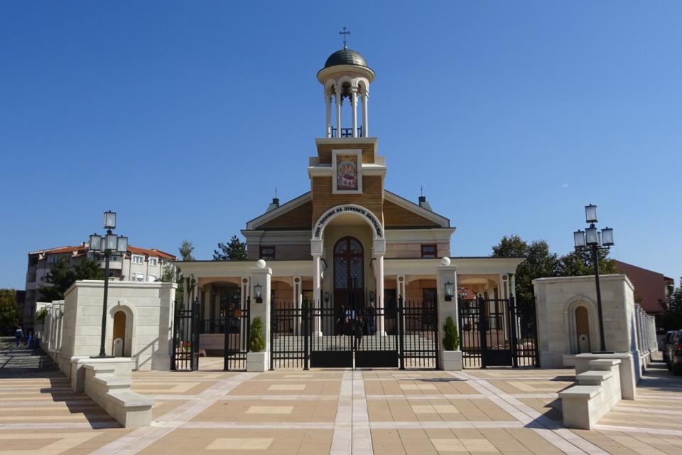 """Ямболският храм """"Успение на пресвета Богородица"""" ще отбележи за пета поредна година своя празник на 15 август. Успение Богородично или Голяма Богородица..."""