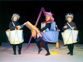 """Ямболският куклен театър представя """"Приказка за чистотата"""""""